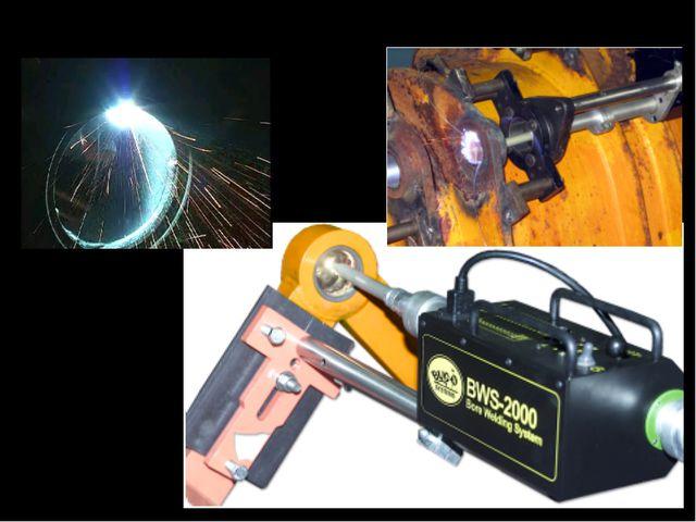Специализированное сварочное оборудование установка для наплавки металла в от...