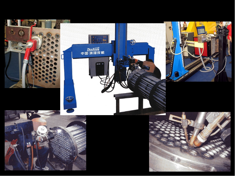 Специализированное сварочное оборудование установки для автоматической сварки...