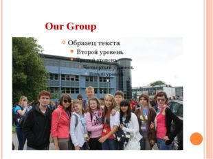 Our Group