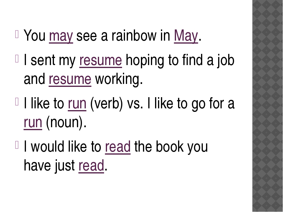 You may see a rainbow in May. I sent my resume hoping to find a job and resu...