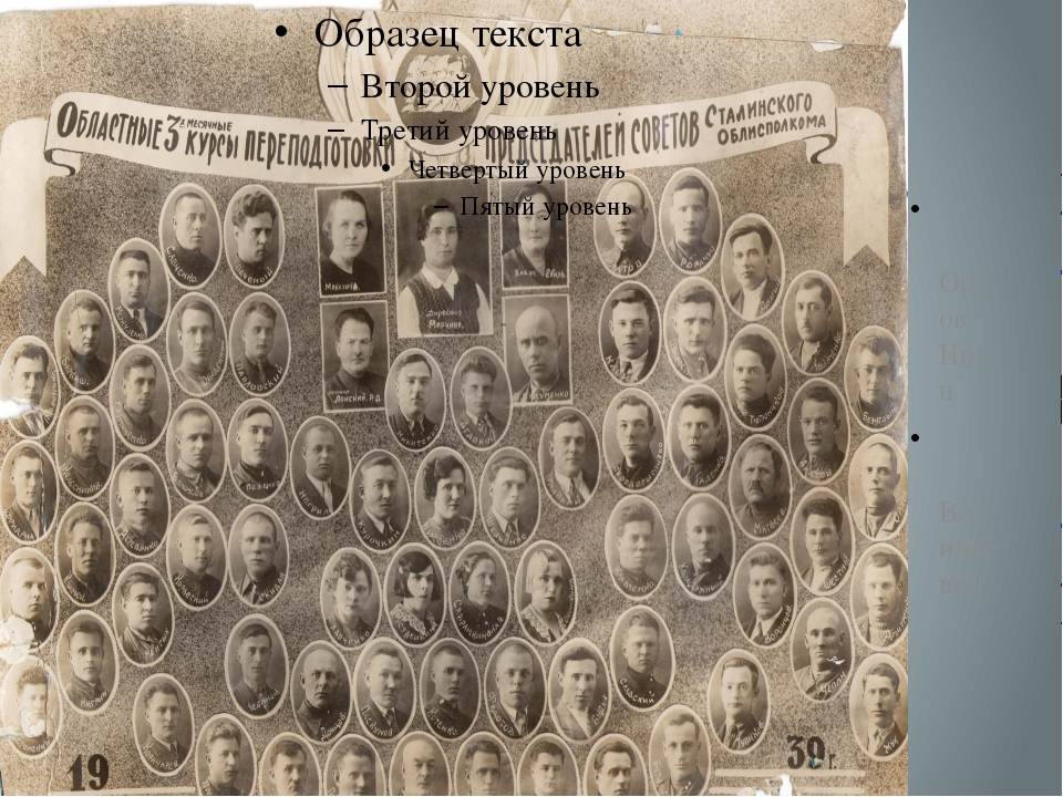 Орлов Иван Васильевич