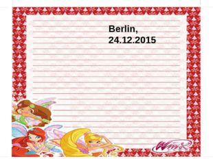 Lehrmeister ratet: -Не забудь указать в правом верхнем углу письма дату и мес