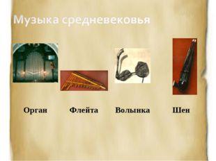 ОрганФлейтаВолынкаШен