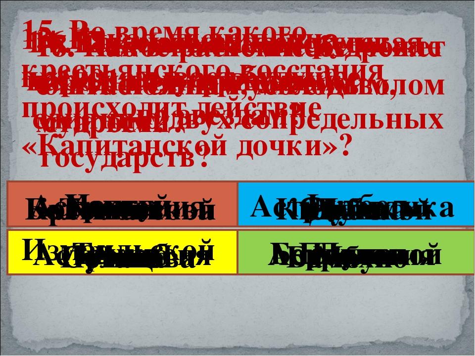 Астрономия Астронавтика Астроляб ия Астрология 13. Какая дисциплина предсказы...
