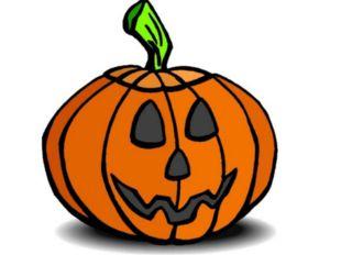 Особенно популярны наряды ведьм, магов, Традиционные цвета Хэллоуина — ярко-о