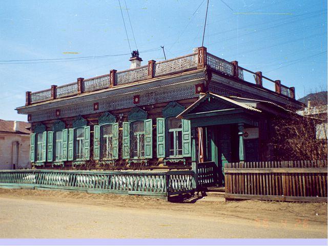 Жилой дом купца Сиротина