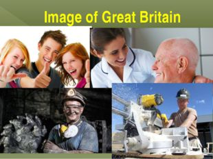 Image of Great Britain People