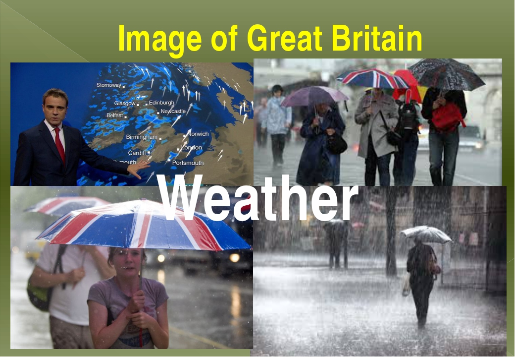 Image of Great Britain Weather