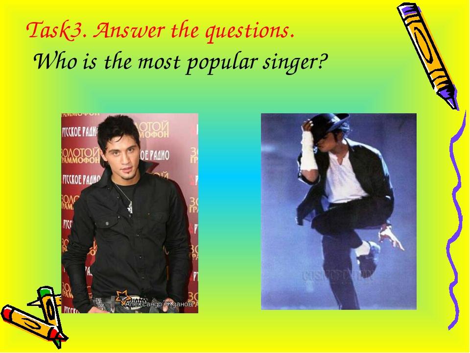 task 3 answer
