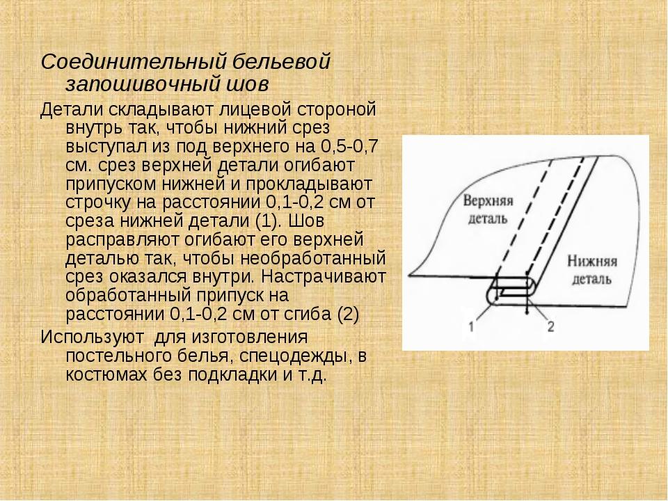 Как сшить пододеяльник запошивочным швом 52