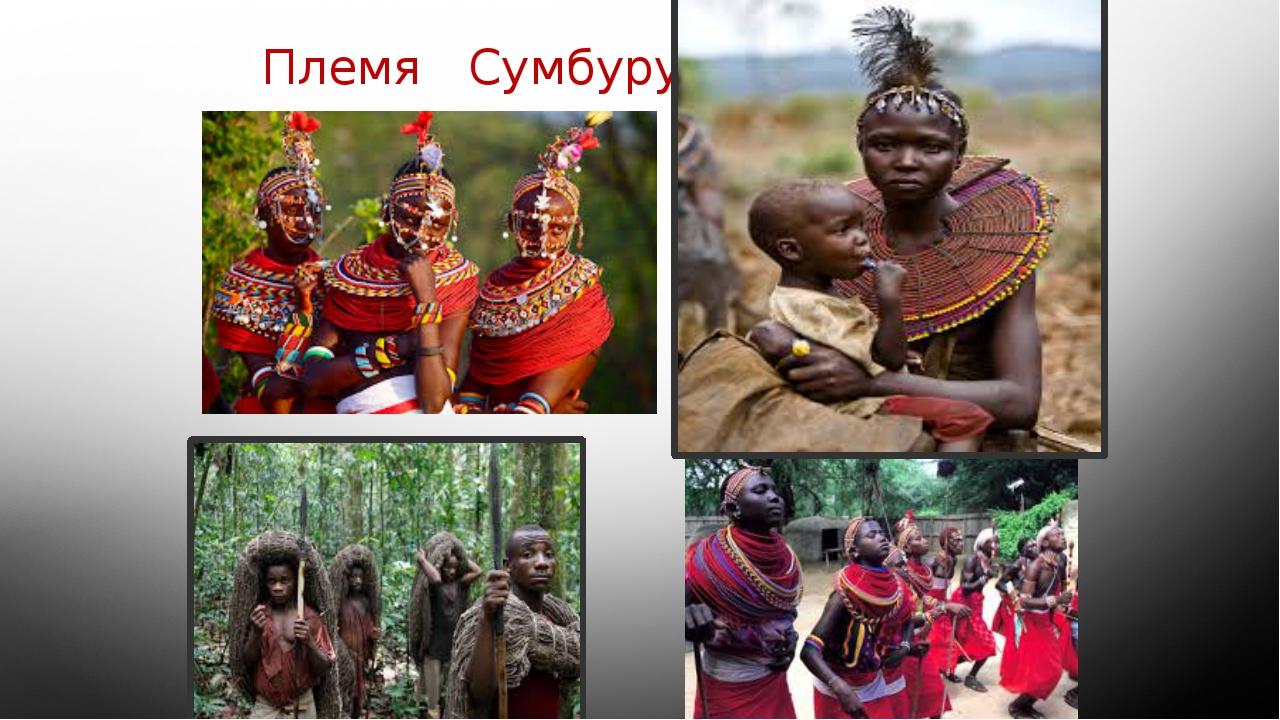 Племя Сумбуру