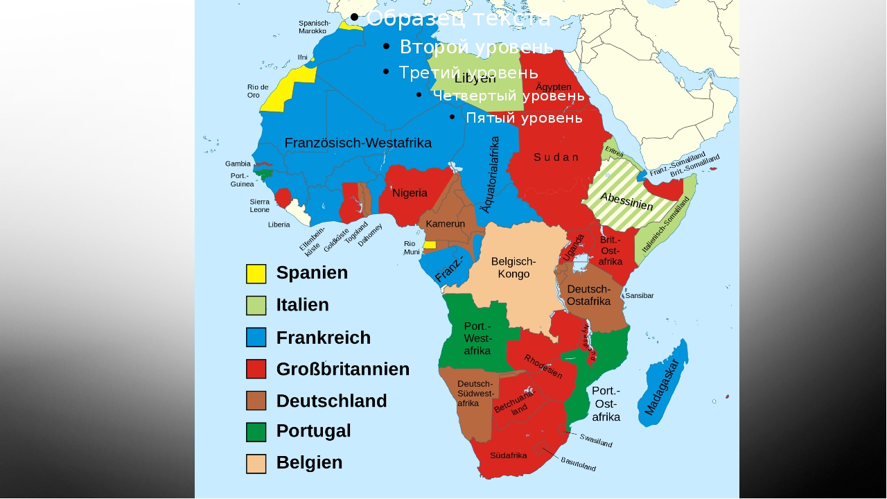 an analysis of africa suffering in european imperialist countries Imperialist countries needed colonies as fueling stations 2 new colonies provided ports for the imperialist country's navy that could be used to protect the country and its colonies.