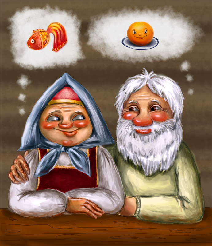 Прикольные картинки дедушка и бабушка, марта маме