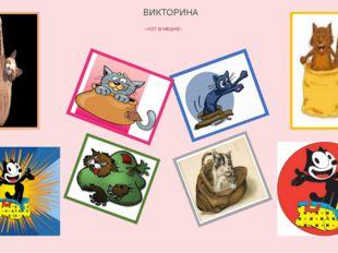 ВИКТОРИНА «КОТ В МЕШКЕ» УМНИЦА 2014