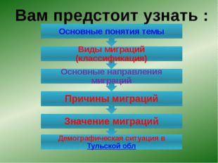 Демографическая ситуация в Тульской области Начнем с самого главного: за четы
