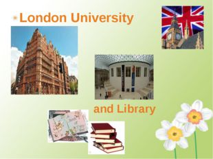 London University and Library