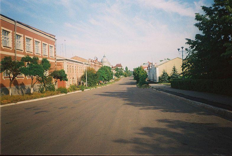 Фото - Павловск Воронежской обл. 1998