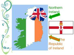 The Republic of Ireland Northern Ireland Легенда о «Красной руке Ольстера» н