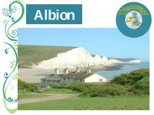 Albion …is a word used in some poetic contexts to refer to England. It may co