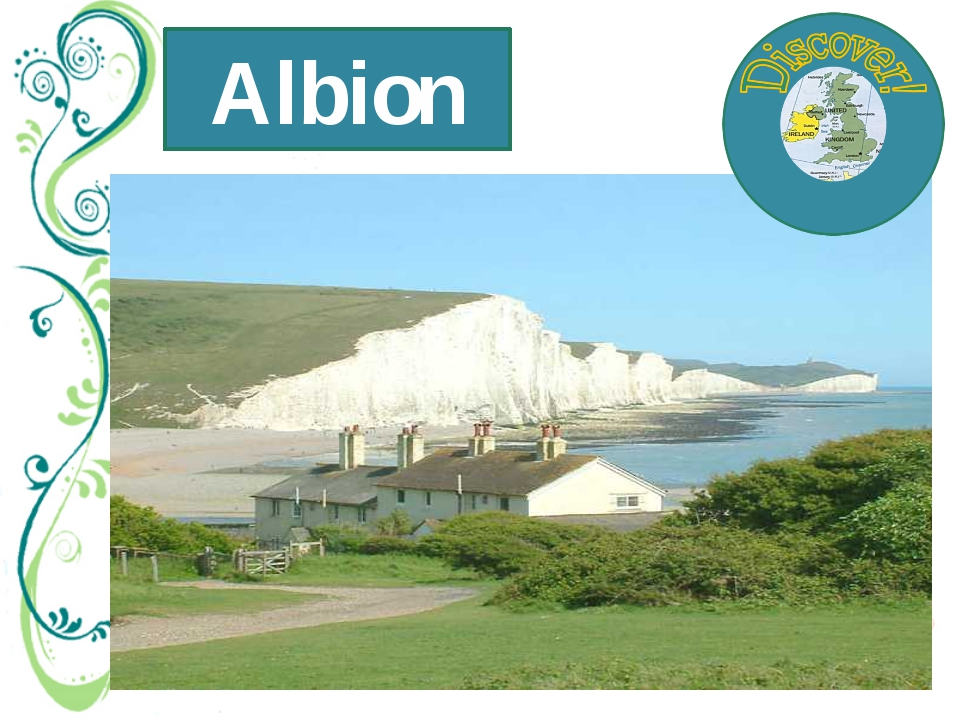 Albion …is a word used in some poetic contexts to refer to England. It may co...