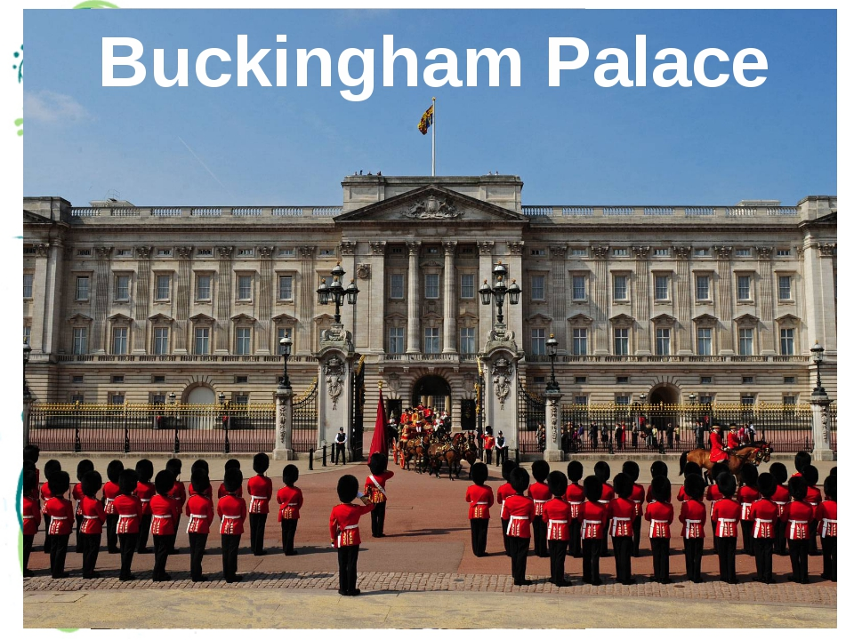 Her Majesty the Queen Buckingham Palace The Queen is the official Head of Sta...