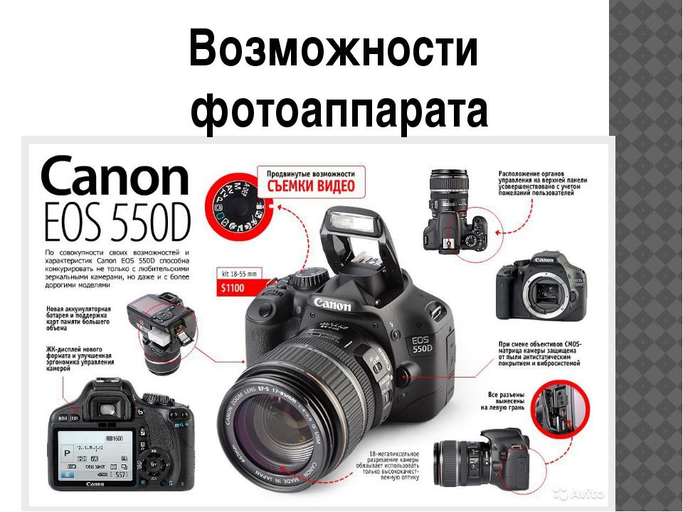фотоаппарат инструкция для начинающих
