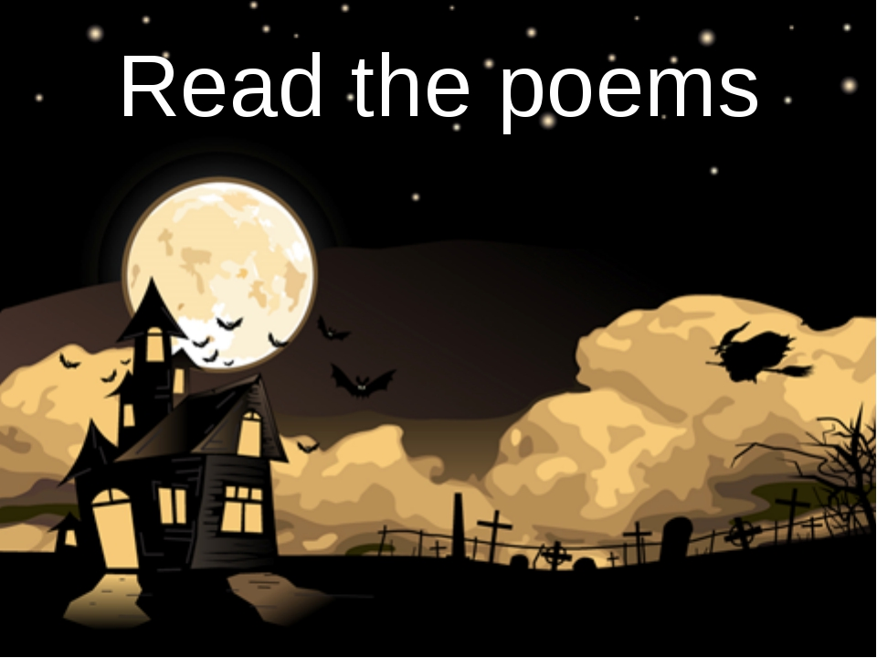 Read the poems