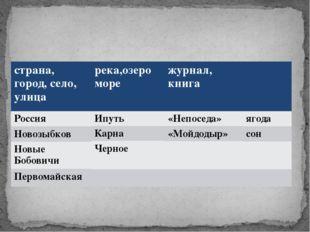 страна, город, село, улица река,озероморе журнал, книга Россия Новозыбков Но