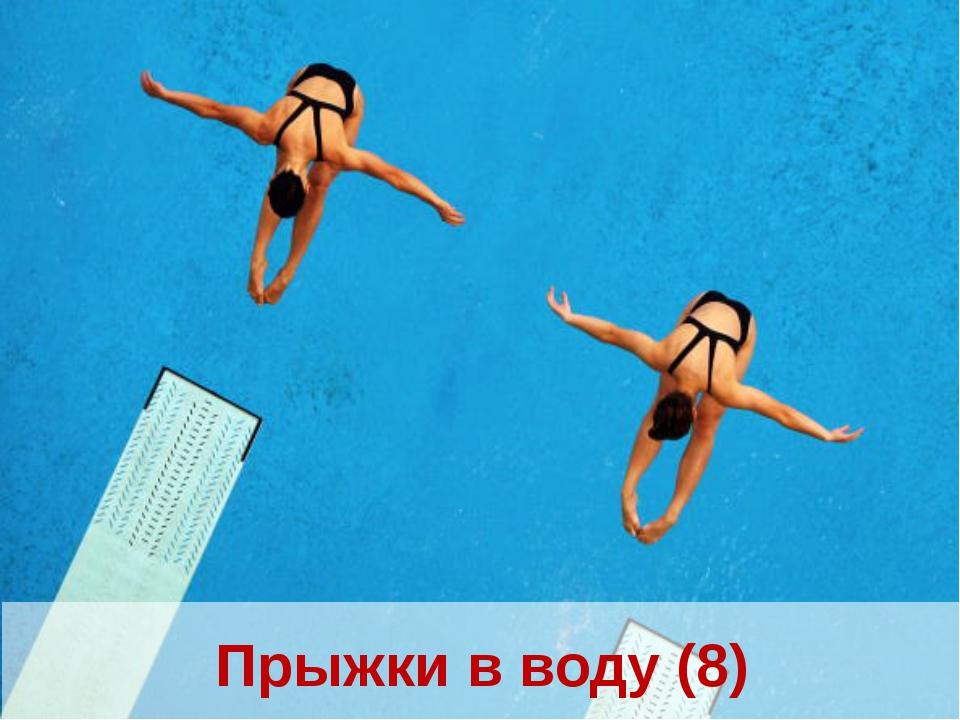 Прыжки в воду (8)