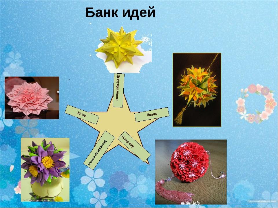 Банк идей Весенние цветочки Лилия Цветущие шипы Супер шар Кулер