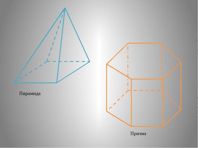 Пирамида Призма