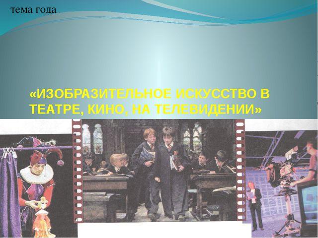 Доклад на тему театр и экран 3200