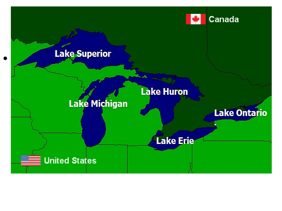 they form the largest group of freshwater lakes on Earth