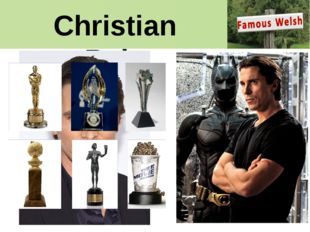 Christian Bale Oscar Academy Award, People's Choice Award, Critics Choice Mov
