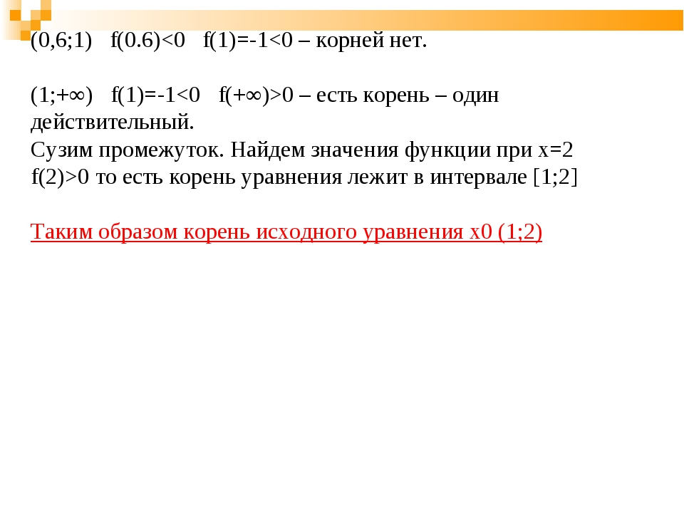 (0,6;1) f(0.6)