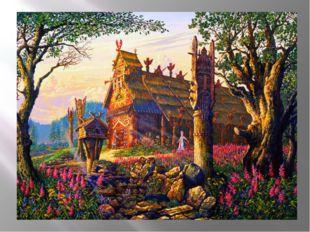 Род родилСварога— великого бога, который довершил творение мира. От него п