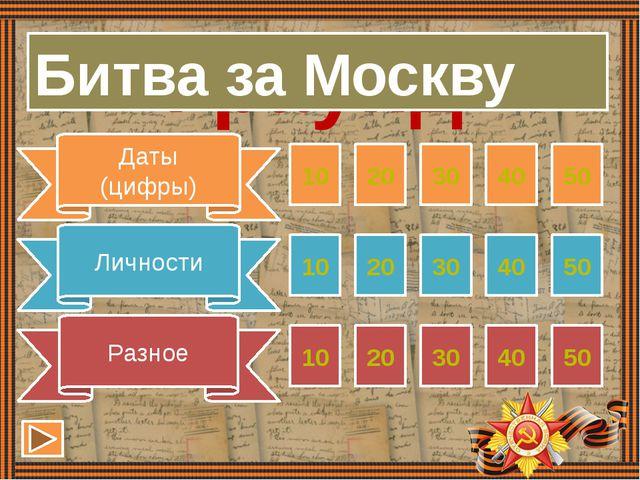 Когда было ведено осадное положение в Москве и прилегающих к ней  района...