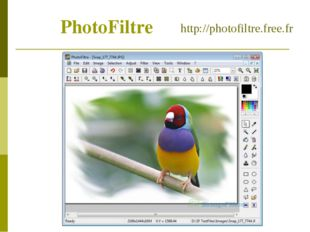 PhotoFiltre http://photofiltre.free.fr