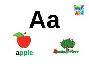 Aa apple