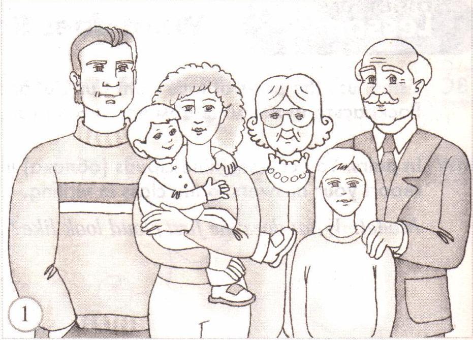 сталинской большая семья рисунок карандашом могут вызвать