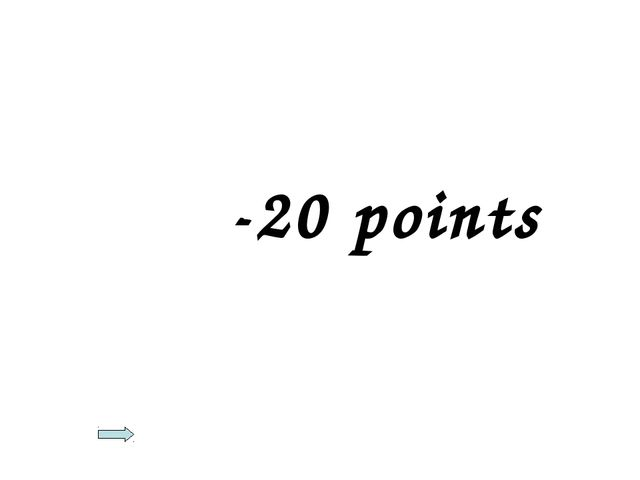 -20 points