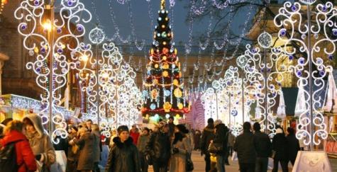 Новый год-2014 в Петербурге программа мероприятий Буквально несколько - Большой мир