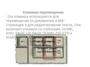 Цифровая клавиатура. Цифровая клавиатура удобна для быстрого ввода чисел. Кл