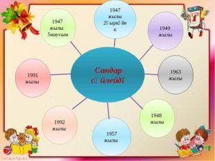 1947 жылы 5маусым 1947 жылы 2қыркүйек 1957 жылы 1992 жылы 1949 жылы 1948 жыл