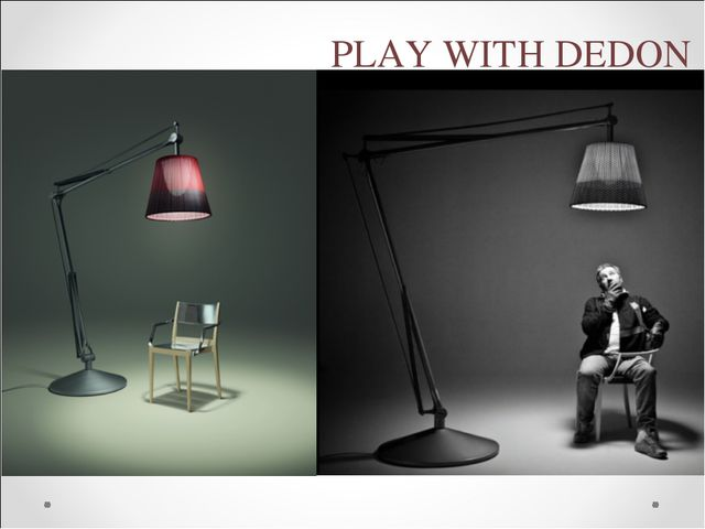 PLAY WITH DEDON