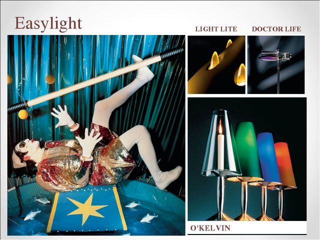 Easylight O'KELVIN LIGHT LITE DOCTOR LIFE