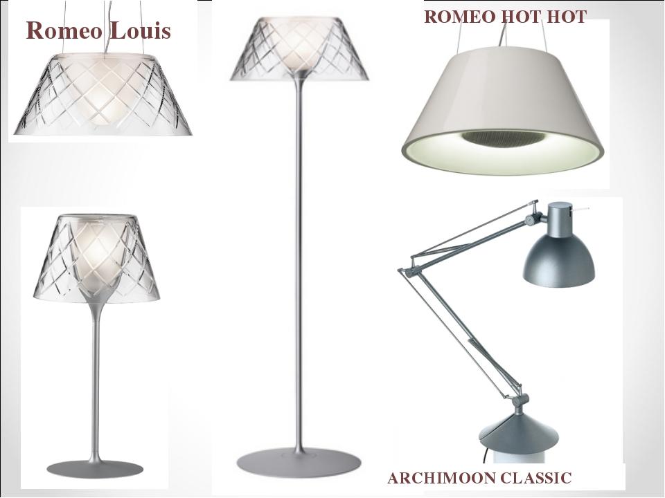 Romeo Louis ROMEO HOT HOT ARCHIMOON CLASSIC