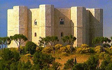 Дворец Кастель дель Монте