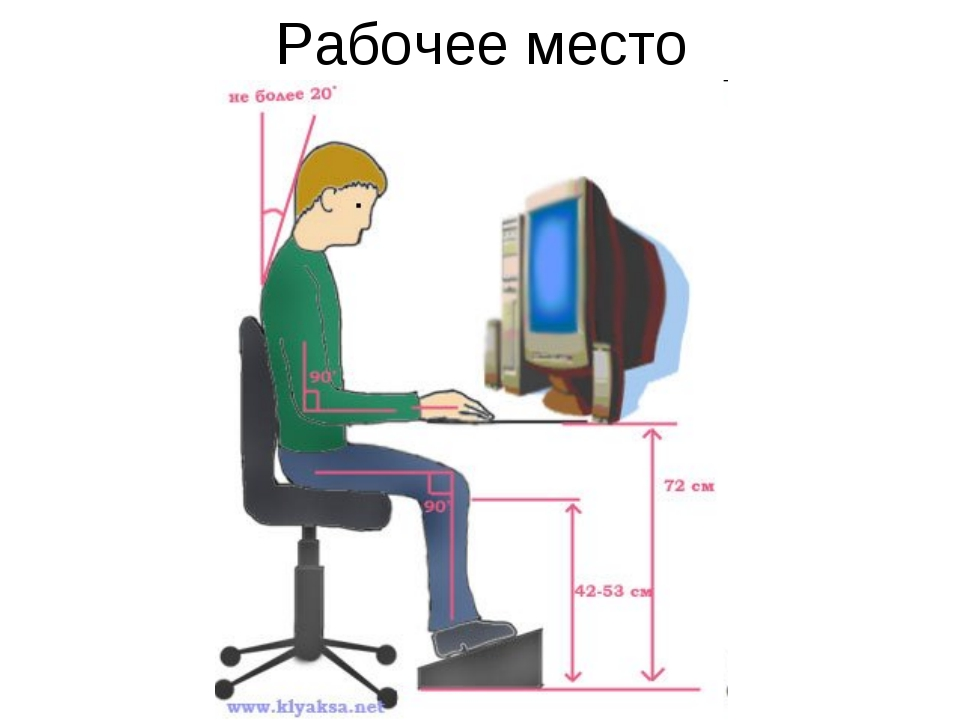 Рабочее место