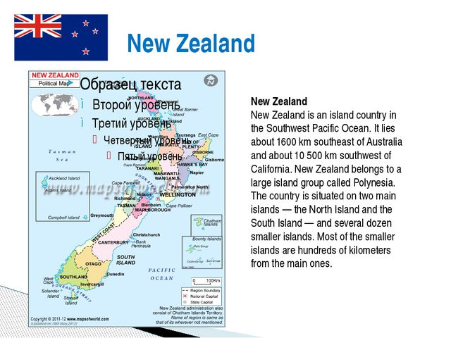 New Zealand New Zealand New Zealand is an island country in the Southwest Pa...